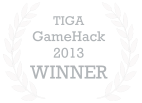 TIGA Game Hack 2013 Winner