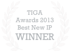 TIGA Awards 2013 Best New IP Winner